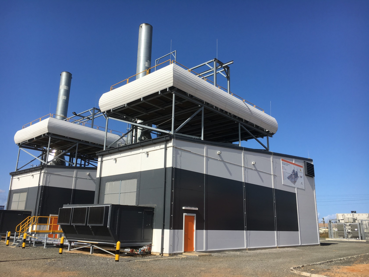 18MW HFO Power Plant in Liberia – EN